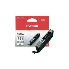 Cartucho de tinta  Original Canon GREY C551XLG, reemplaza a CLI551XLG - 6447B001 - Imagen 1