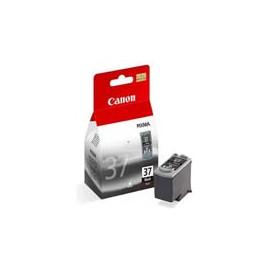 Cartucho de tinta  Original Canon NEGRO C37, reemplaza a PG37 - 2145B001 - Imagen 1