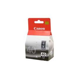 Cartucho de tinta  Original Canon NEGRO C40, reemplaza a PG40 - 0615B001 - Imagen 1