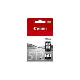 Cartucho de tinta  Original Canon NEGRO C512, reemplaza a PG512 - 2969B001 - Imagen 1