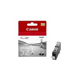 Cartucho de tinta  Original Canon NEGRO C521BK, reemplaza a CLI-521BK - 2933B001 - Imagen 1