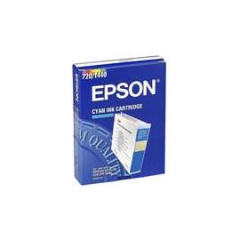 Cartucho de tinta  Original EPSON CIAN E130, reemplaza a C13S020130 - Imagen 1