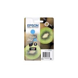 Cartucho de tinta  Original EPSON CIAN E202XLC, reemplaza a C13T02H24010 - Imagen 1