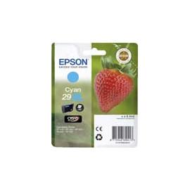 Cartucho de tinta  Original EPSON CIAN E2992, reemplaza a C13T29924010 nº29XL - Imagen 1