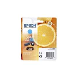 Cartucho de tinta  Original EPSON CIAN E3362, reemplaza a C13T33624010 nº33XL - Imagen 1