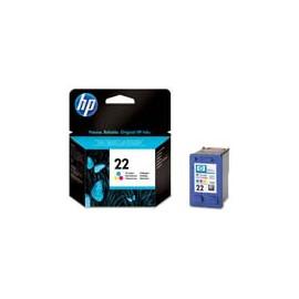 Cartucho de tinta  Original HP 3 COLORES H22XL, reemplaza a C9352CE nº22XL - Imagen 1