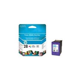 Cartucho de tinta  Original HP 3 COLORES H28, reemplaza a C8728AE nº28 - Imagen 1