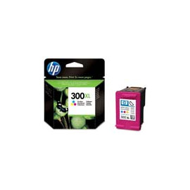 Cartucho de tinta  Original HP 3 COLORES H300XLC, reemplaza a CC644EE nº300XL - Imagen 1