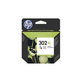 Cartucho de tinta  Original HP 3 COLORES H302XLC, reemplaza a F6U67AE nº302XL - Imagen 1