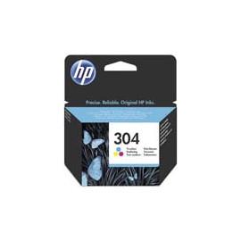 Cartucho de tinta  Original HP 3 COLORES H304C, reemplaza a N9K05AE nº304 - Imagen 1