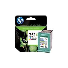Cartucho de tinta  Original HP 3 COLORES H351XL, reemplaza a CB338EE nº351XL - Imagen 1