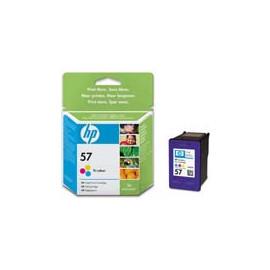 Cartucho de tinta  Original HP 3 COLORES H57, reemplaza a C6657C nº57 - Imagen 1