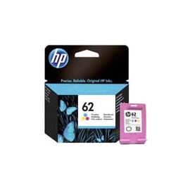 Cartucho de tinta  Original HP 3 COLORES H62C, reemplaza a C2P06AE nº62 C - Imagen 1