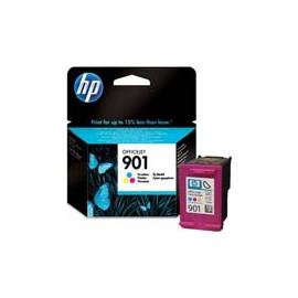 Cartucho de tinta  Original HP 3 COLORES H901C, reemplaza a CC656AE nº901 - Imagen 1