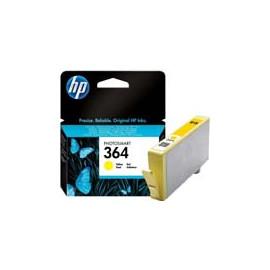 Cartucho de tinta  Original HP AMARILLO H364Y, reemplaza a CB320EE nº364 Y - Imagen 1