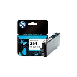 Cartucho de tinta  Original HP CIAN H364C, reemplaza a CB318EE nº364 C - Imagen 1