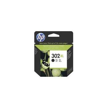 Cartucho de tinta  Original HP NEGRO H302XLBK, reemplaza a F6U68AE nº302XL - Imagen 1