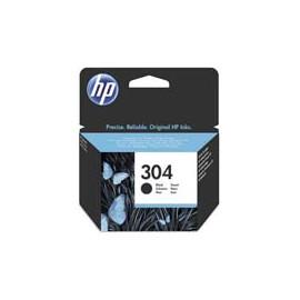Cartucho de tinta  Original HP NEGRO H304BK, reemplaza a N9K06AE nº304 - Imagen 1