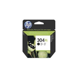 Cartucho de tinta  Original HP NEGRO H304XLBK, reemplaza a N9K08AE nº304XL - Imagen 1