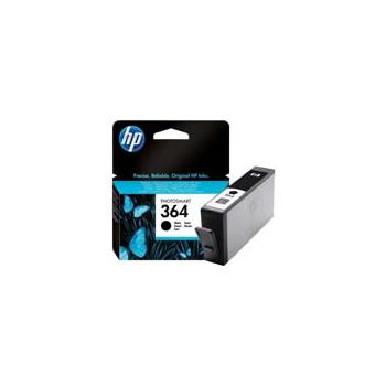 Cartucho de tinta  Original HP NEGRO H364BK, reemplaza a CB316EE nº364 BK - Imagen 1
