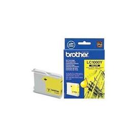 Cartucho de tinta  Original Brother AMARILLO B1000Y, reemplaza a LC1000Y - Imagen 1