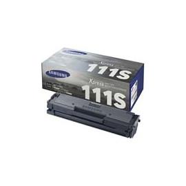 Cartucho de toner Samsung Original S111, reemplaza a MLTD111S - Imagen 1