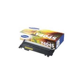 Cartucho de toner Samsung Original S404Y, reemplaza a CLTY404S - Imagen 1