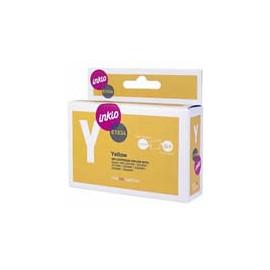 Cartucho de tinta  Alternativo EPSON AMARILLO E1634 - E1624, reemplaza a C13T16344010 / C13T16244010 - Imagen 1