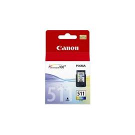 Cartucho de tinta  Original Canon 3 COLORES C511, reemplaza a CL511 - 2972B001 - Imagen 1