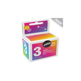 Cartucho de tinta  Reciclado calidad Premium HP 3 COLORES H342, reemplaza a C9361EE nº342 - Imagen 1
