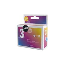 Cartucho de tinta  Reciclado calidad Premium HP 3 COLORES H62XLC, reemplaza a C2P07AE nº62XL C - Imagen 1