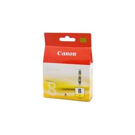 Cartucho de tinta  Original Canon AMARILLO C8Y, reemplaza a CLI-8Y - 0623B001 - Imagen 1