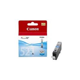 Cartucho de tinta  Original Canon CIAN C521C, reemplaza a CLI-521C - 2934B001 - Imagen 1