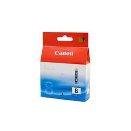 Cartucho de tinta  Original Canon CIAN C8C, reemplaza a CLI-8C - 0621B001 - Imagen 1